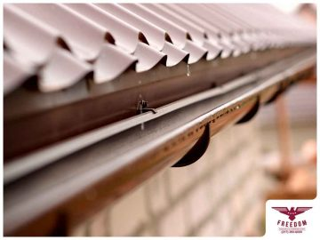 The Benefits of the Different Gutter Materials